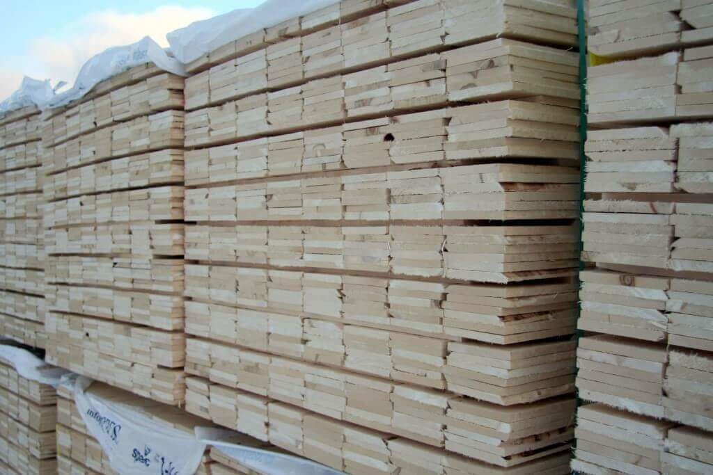 Precut Aspen Pallet Lumber | Cut Stock | Components