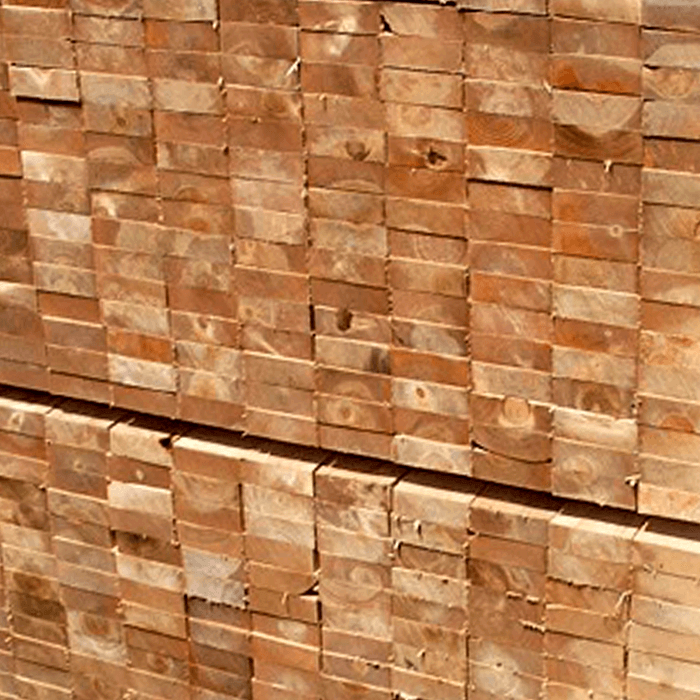 Precut Hardwood Pallet Lumber Cut Stock Components