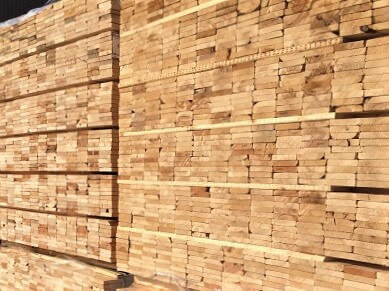 Spf Kd Amp Ht Pallet Spruce Cut Stock Spf Low Grade